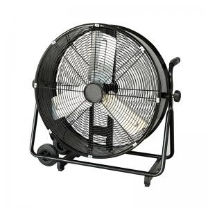 24 inch industrial Portable Drum Fan
