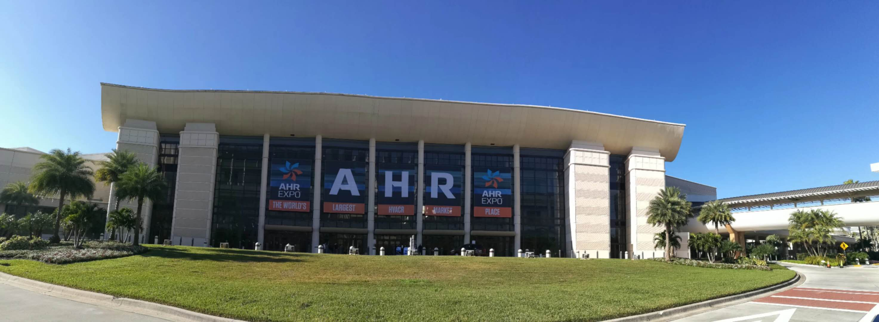 2020 AHR Expo, WINMORE Is Here